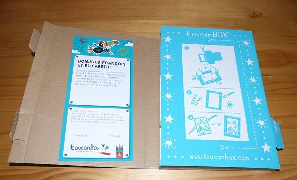 Notre Avis Sur La Toucanbox Kit Dactivités Pour Les Enfants Les