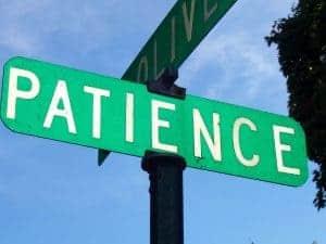 La patience, l'outil de base de l'éducatrice montessorienne