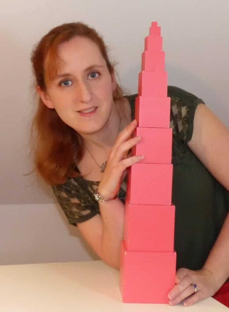 Anne-Laure Schneider, formatrice Montessori