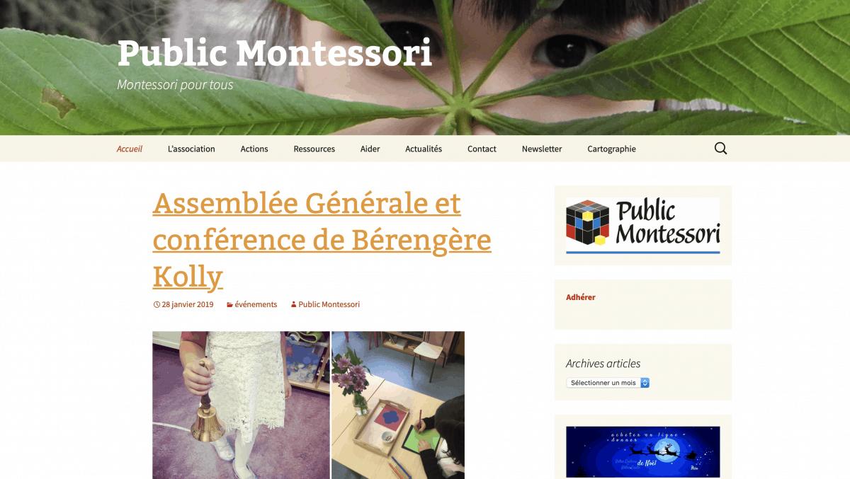 Association Public Montessori