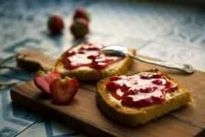 tartine beurre-confiture