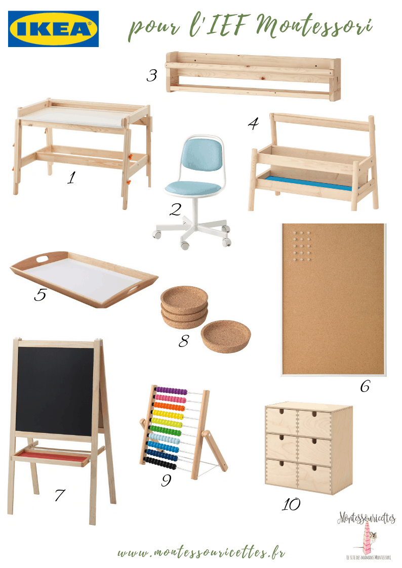 Chambre Garcon 2 Ans Ikea ikea pour votre nido ou votre chambre montessori - les