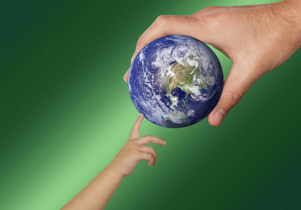 Eduquer les enfants sur l'environnement, mesure de la loi pour une école de la confiance