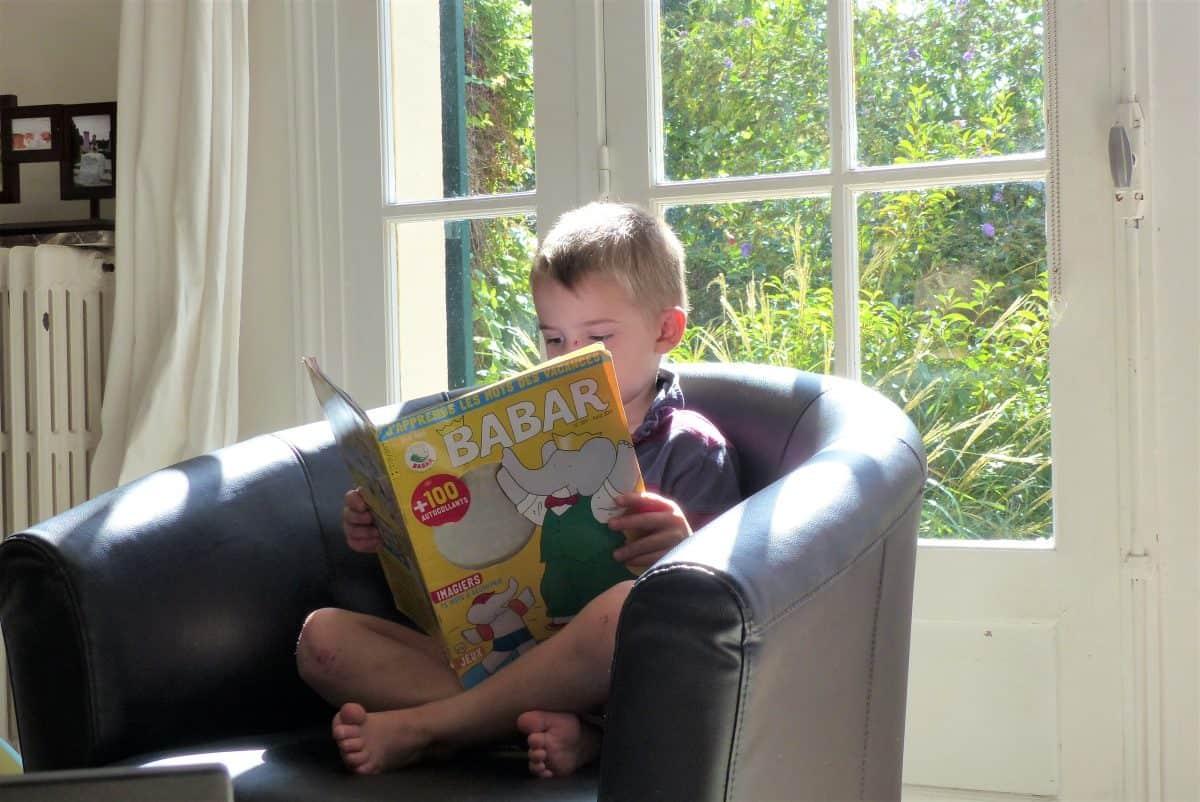 Magazine Babar pour vos enfants de 3 à 5 ans