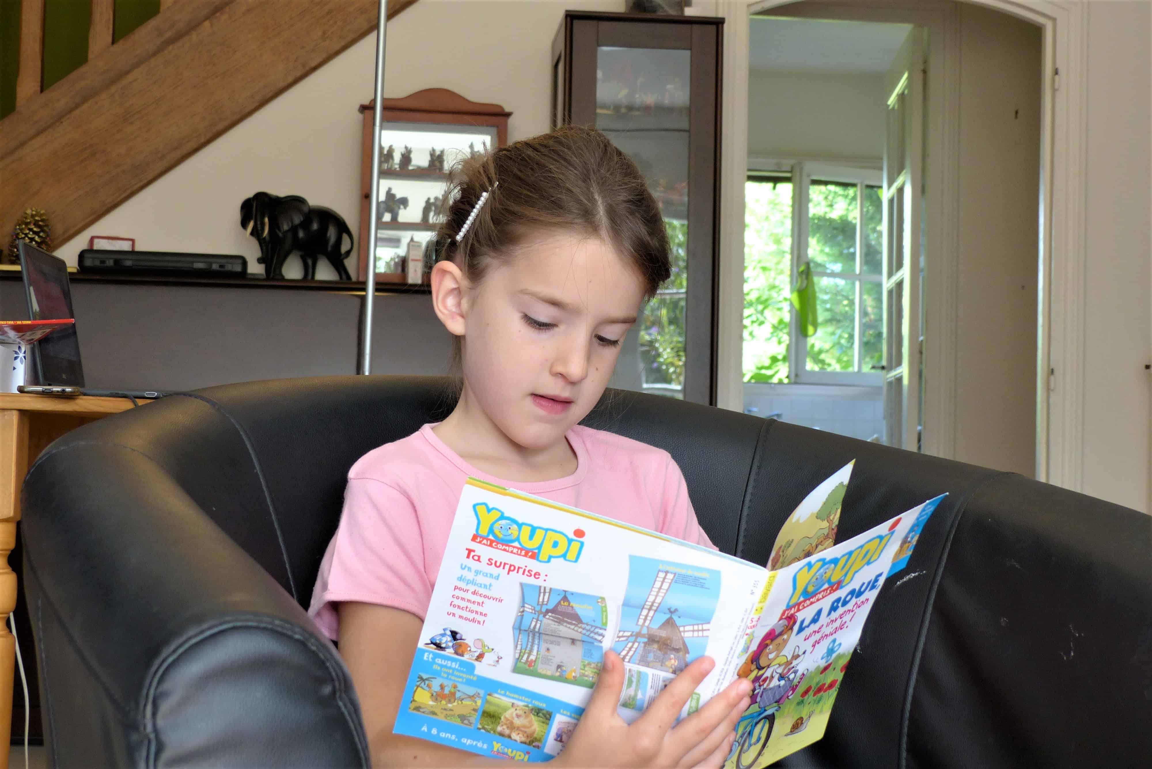 """Magazine Youpi j'ai compris pour la grande périodes des """"Pourquoi"""" de vos enfants"""