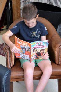 Magazine Images Doc, magazine généraliste pour vos plus grands enfants