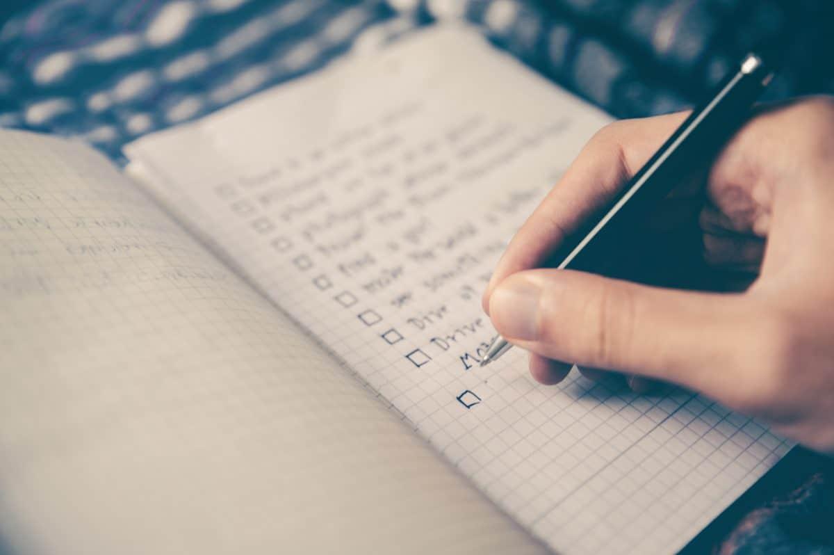 planifier ses objectifs permet de les atteindre