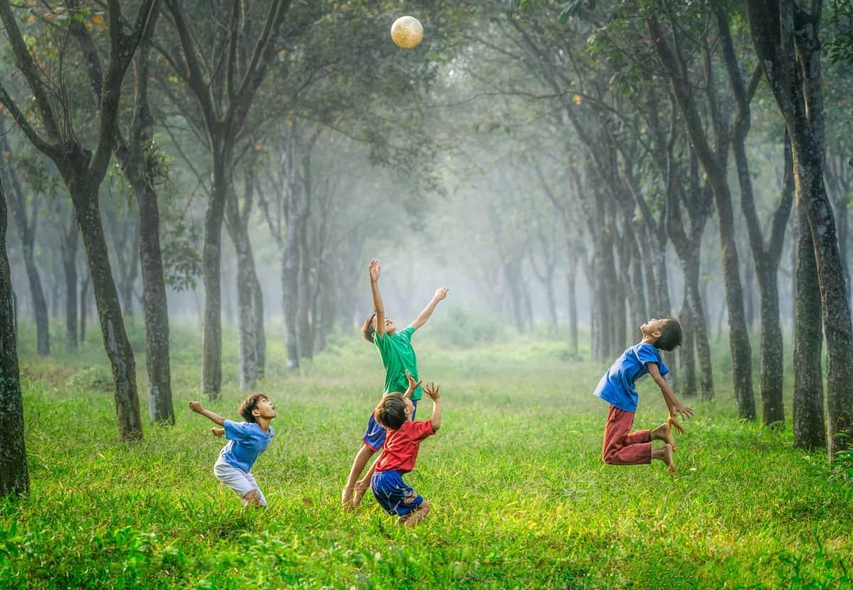 la discipline positive aide à construire des enfants épanouis