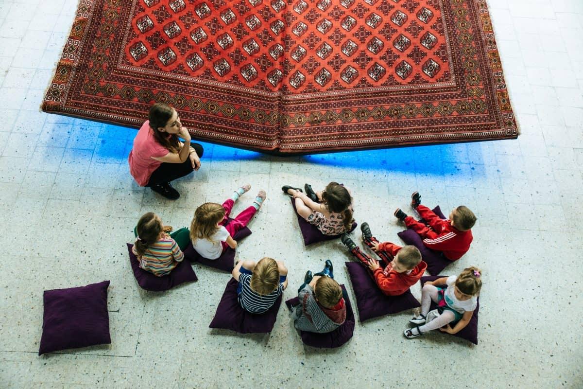faire l'école à la maison facilite les sorties culturelles