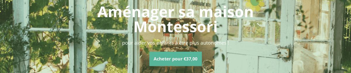 Fabriquer une étagère Montessori ou comment aménager sa maison Montessori