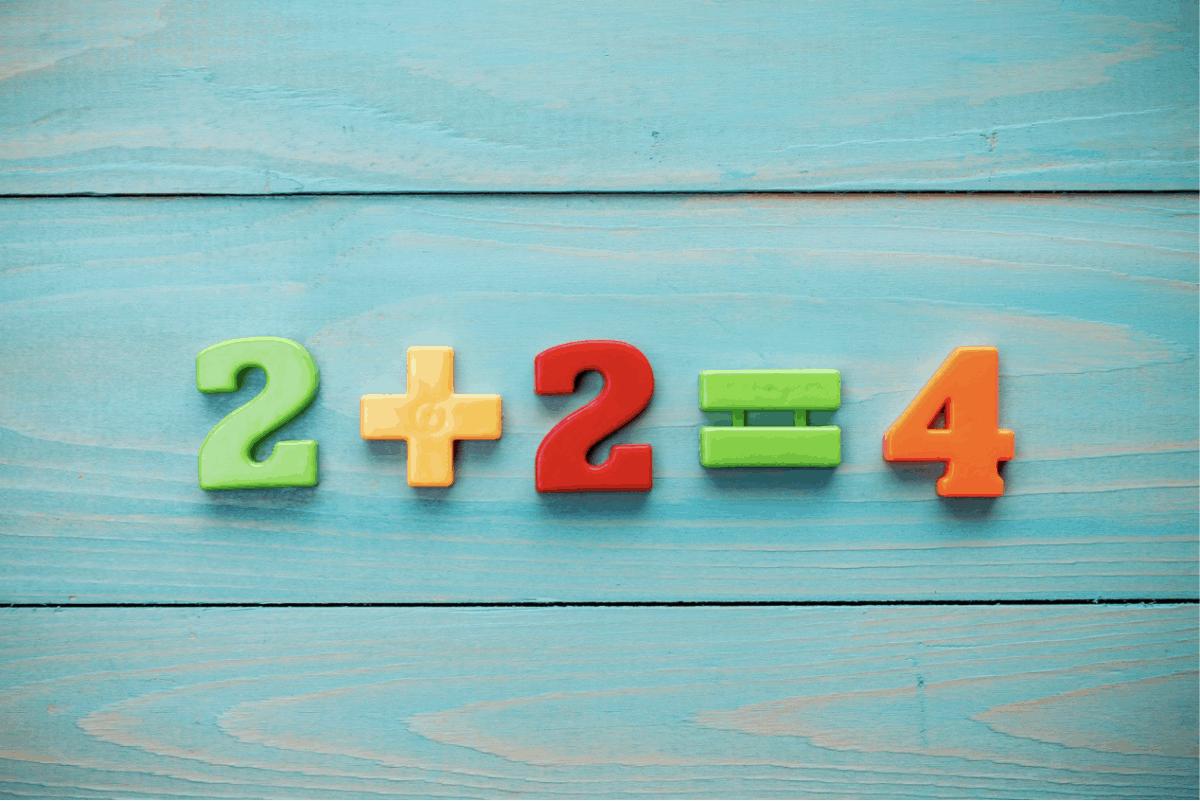 les 4 opérations, la quatrième étape de la progression des mathématiques dans l'éducation nationale